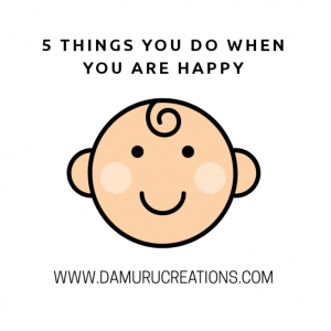 Things happy people do repeatedly